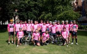 The Naomi Fund London to Paris Bike Challenge 2017